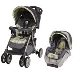 Graco Alano Travel System, Roman